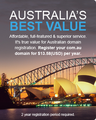 Australia's best value.